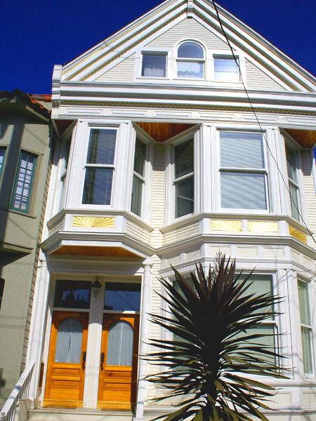 Renewed house in SF