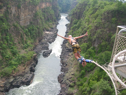 The best bungy jump photo ever | by Hubbers