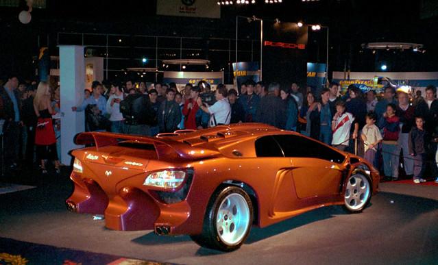 Lamborghini Diablo Coatl In Show Egon Flickr