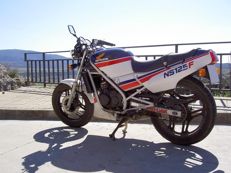 Honda NS 125 F '87
