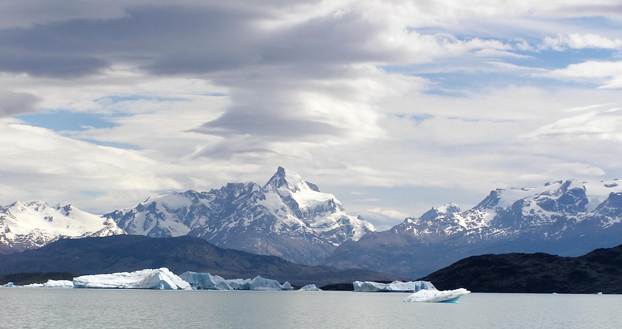 Iceberg Lago Argentino Argentina Patrimonio de la Humanidad Unesco