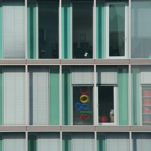 Oud Google kantoor   by aloxe