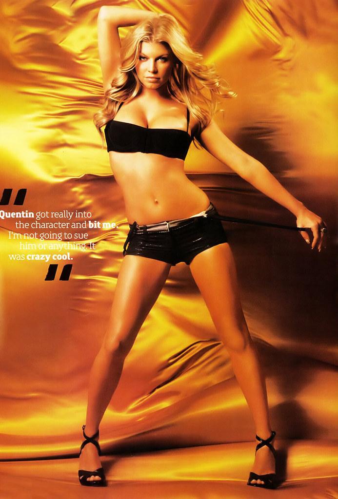 Fergie Nude Photos