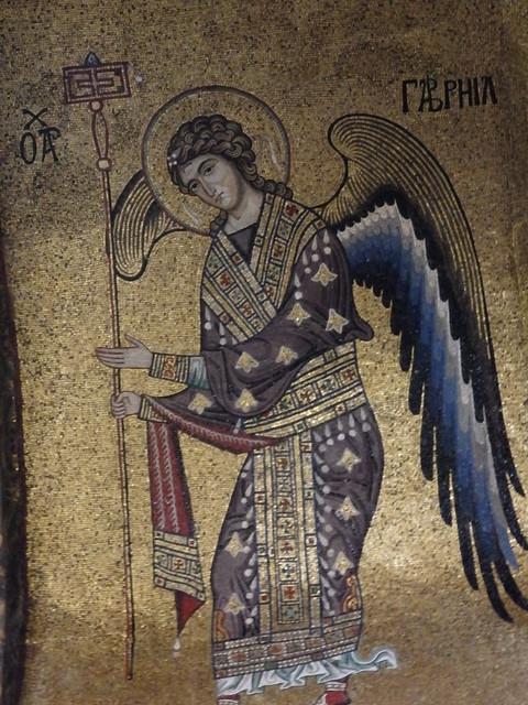 Mosaic, Santa Maria dell'Ammiraglio