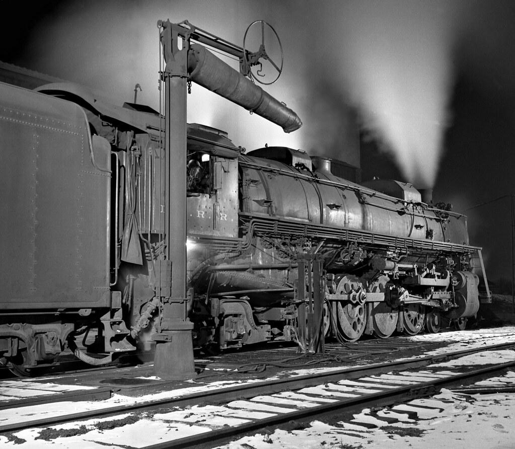 IC, Carbondale, Illinois, 1959   Illinois Central Railroad ...