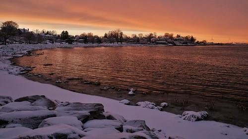 ri sunset rhodeisland edgewood fujifilm 1855 cranston narragansettbay xt1 stillhousecove