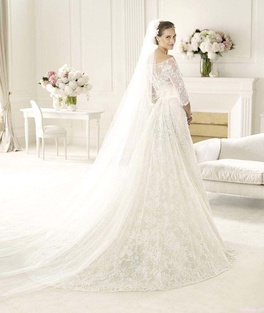 f342906b55c13 Fransız dantelli gelinlik modelleri   by evlilikvitrini Fransız dantelli  gelinlik modelleri   by evlilikvitrini