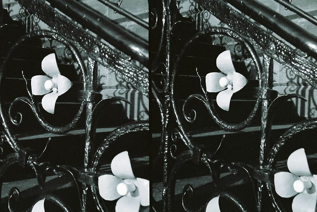 Stereo Midsteeple Diptych