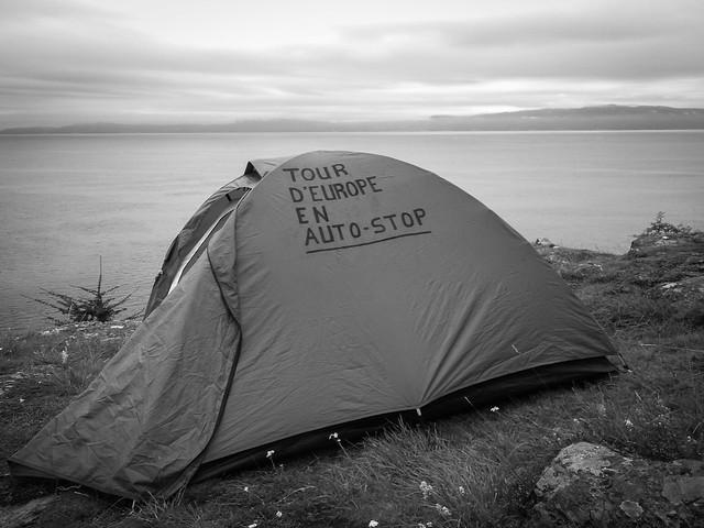 Campement de Trondheim, Norvège