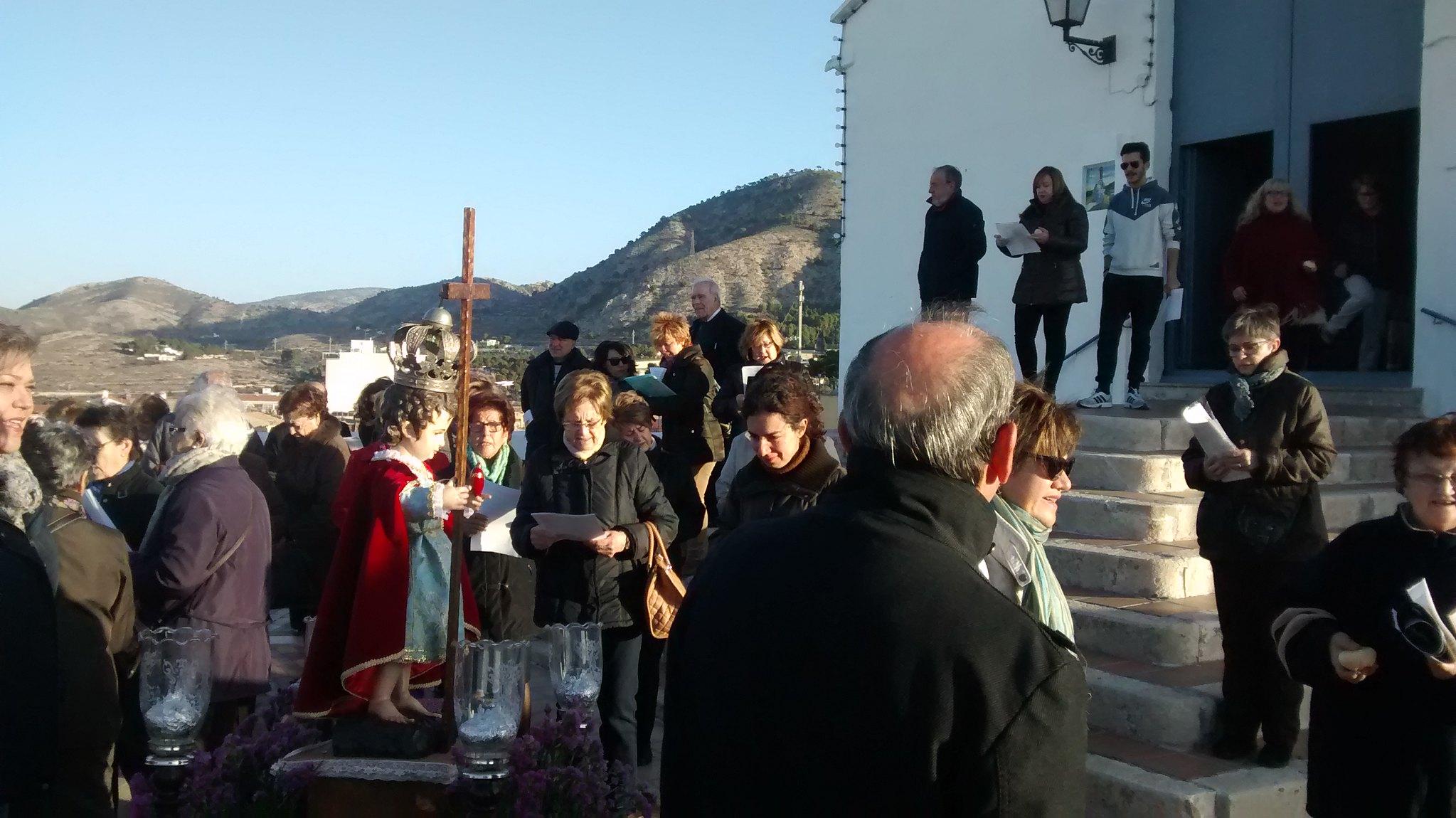 (2015-12-19) - Peregrinación 5 lugares de Culto de Petrer - José Vicente Romero Ripoll (05)
