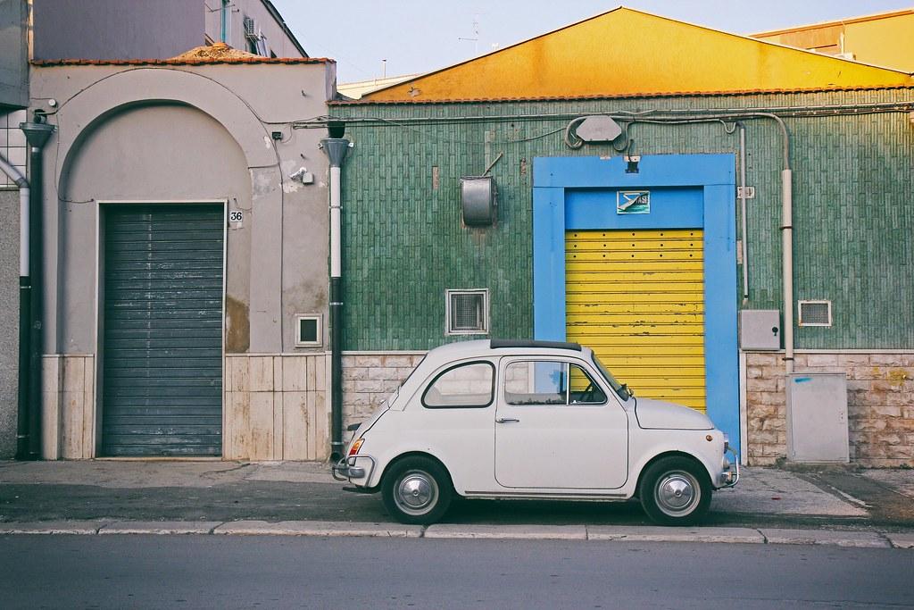 Classic Design Italia Foggia.Fiat 500 Foggia Italy Aneta Kwiatkowska Flickr