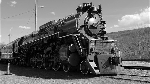 844steamtrain chesapeake ohio co 484 614 class j3a greenbrier big steam locomotive train engine railroad railway hdr science technology history metal machine flickr flickrelite travel tourism adventure events landmark museum display transportation photography photo black white panasonic gh4 lumix video camera cliche saturday america lima most popular views viewed favorite favorited youtube google redbubble trending relevant