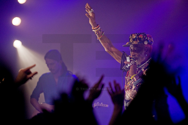 Lee Scratch Perry - 80th anniversary tour au Cabaret Sauvage