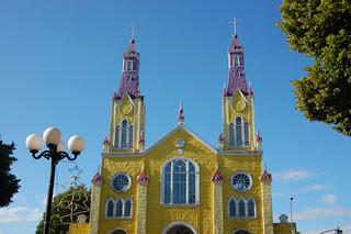 Iglesia de San Francisco, Castro, Chiloé, Chile | by blueskylimit