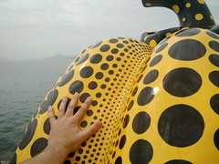 bye Naoshima island, see you again some day... #yayoikusama #setouchi #benesse