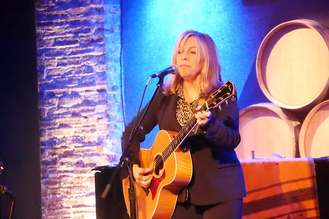 土, 2016-03-12 20:38 - Rickie Lee Jones at City Winery