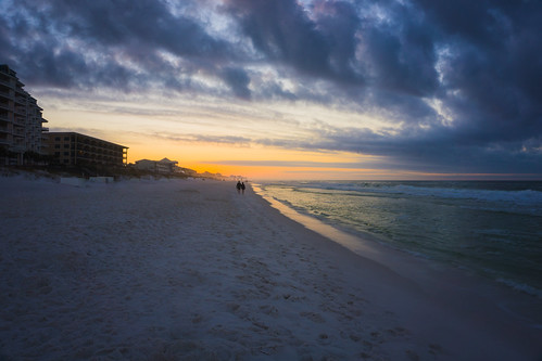 ocean vacation beach clouds sunrise florida whitesands destin gulfcoast
