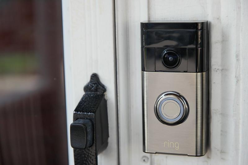 "Image Source ""Doorbell Camera"" by Steve Garfield"