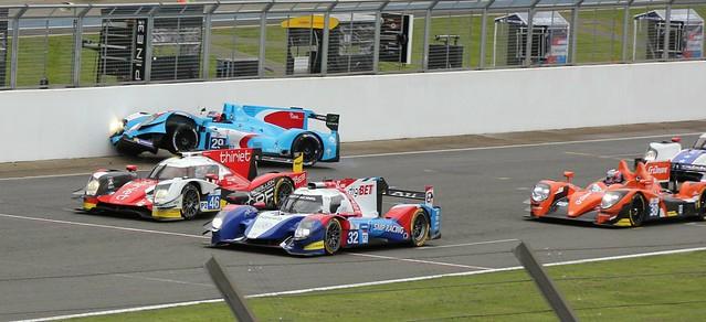 ELMS Round 1 Silverstone April 2016