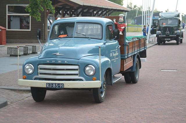 1958 Opel Blitz RJ-85-91