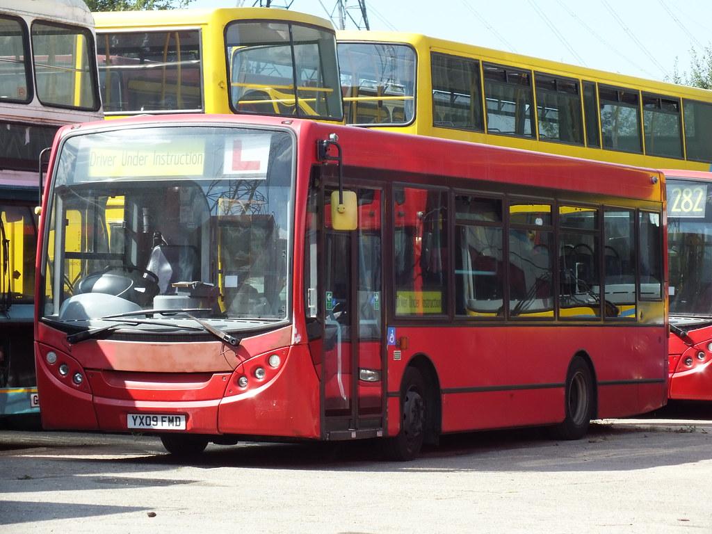 Ensign Bus Sales, YX09FMD | Ensign Bus & Coach Sales, Purfle… | Flickr