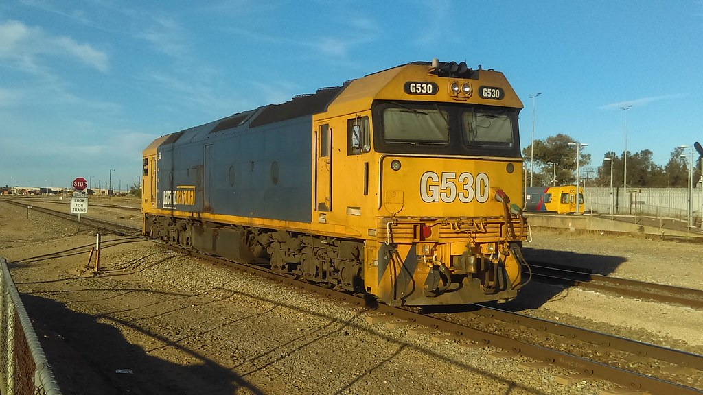 G530 at dry creek by Wesley Parsons