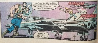"G.I.Joe Issue 30 Stickler for ""De-Tail"" 