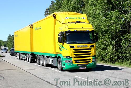 MMK Kuljetus Oy EOK-923   by puolatie95