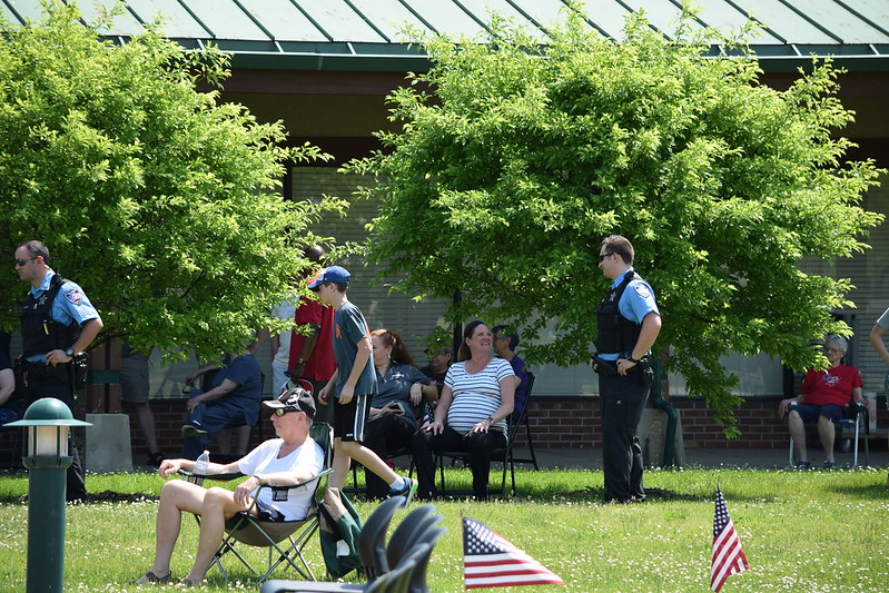 Memorial Day 2018 Park Forest, Illinois