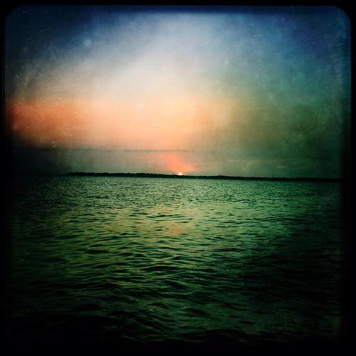 sunset hipstamatic