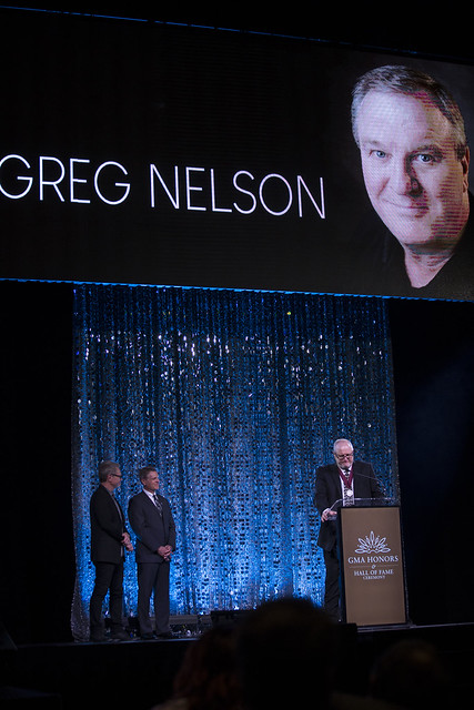 2018 GMA Honors // Greg Nelson Segment