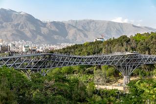 Nature Bridge and Parks, Tehran | by Ninara