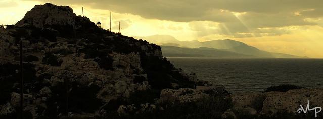 Faros Melagavi - Loutraki, Greece