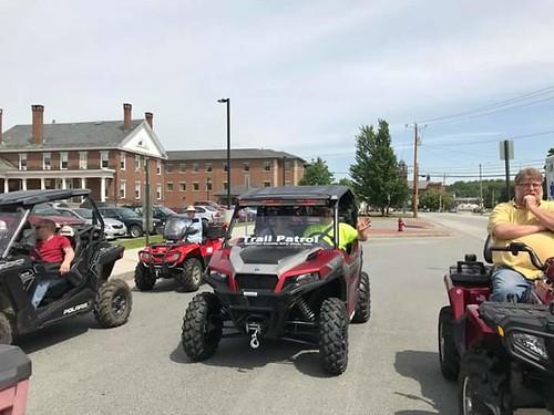 Alumni parade 2018   by Sullivan County ATV Club