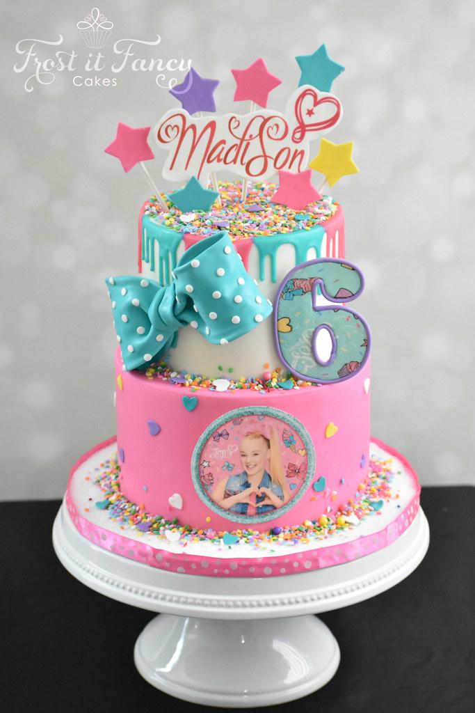 Happy Birthday Madison Jojo Siwa Was Madison 6th