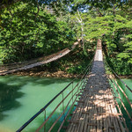 Double Bamboo Bridge