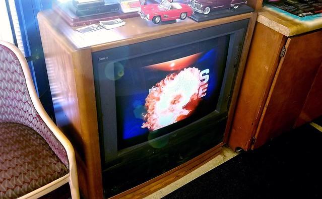 Remember the TV set?