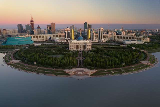 The Glorious Nation of Kazakhstan