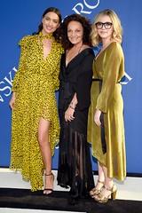 Iri Shayk Diane von Furstenberg Delaney Tarr CDFA 4Chion Lifestyle
