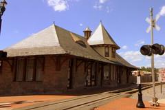 B&O Passenger Station - Winchester, VA