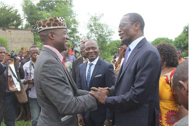 D.R. Congo-2018-03-23-International Association of Traditional Chiefs for Peace and Prosperity Inaugurated in Democratic Republic of Congo