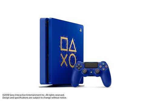 Limited Edition Days of Play PS4 | by PlayStation.Blog