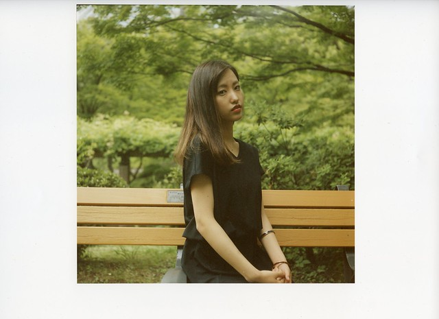 Yuna / Darkroom Print