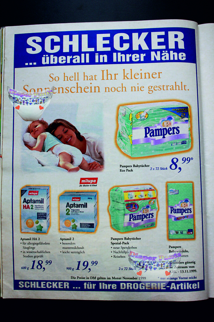 Pampers Simply Dry Huggies Moltex Fixies Luvs Libero Bambo Flickr