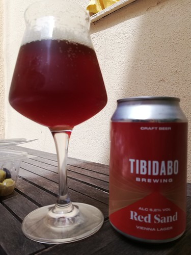Tibidabo Brewing Red Sand | by pep_tf