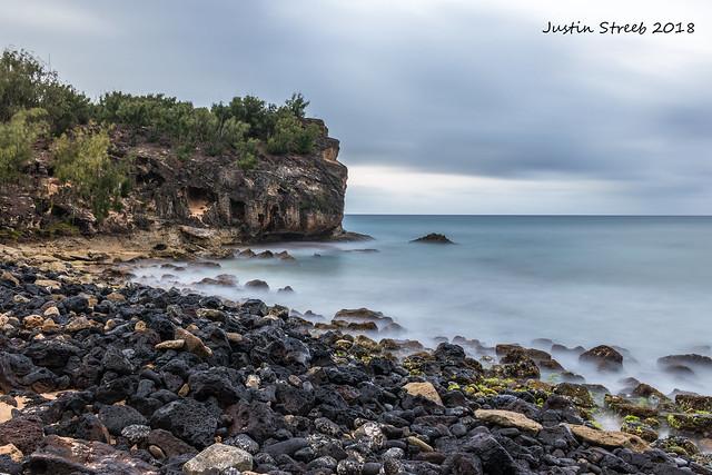 Shipwreck Beach Kauai LE