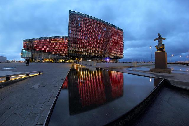 Konzerthaus Harpa Reykjavík