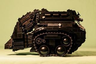The Dark Knight returns, Battank Lego Moc