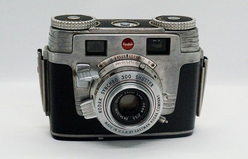 Kodak Signet 35 | by TAZMPictures