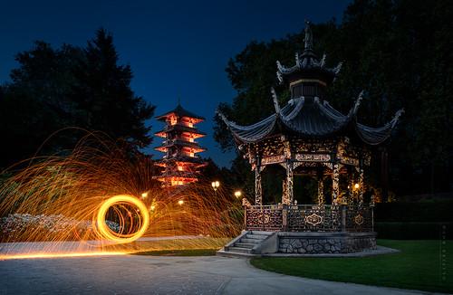Asian fire